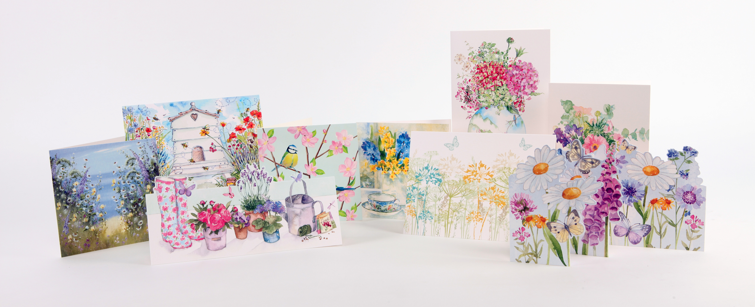 Stunning cards from Flamingo Paperie
