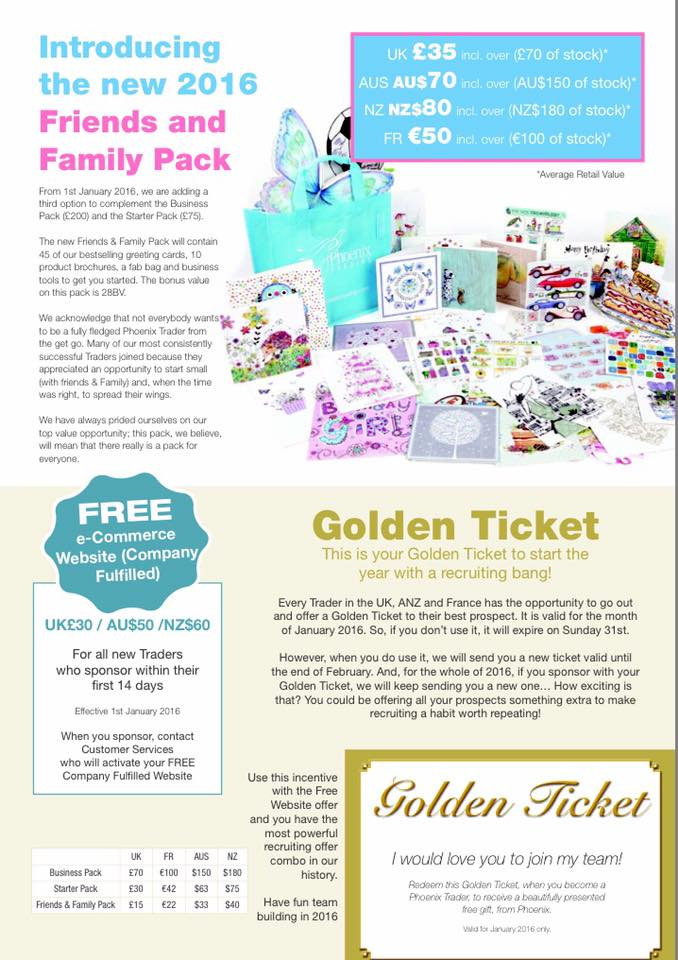p17 newsletter fnf and golden ticket