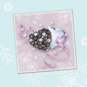 card 'Chocolate Box' (code: WS392)