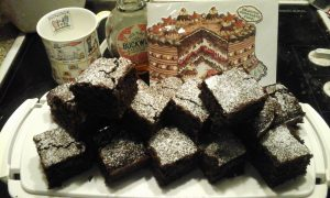 sugar-free chocolate brownies davina mccall