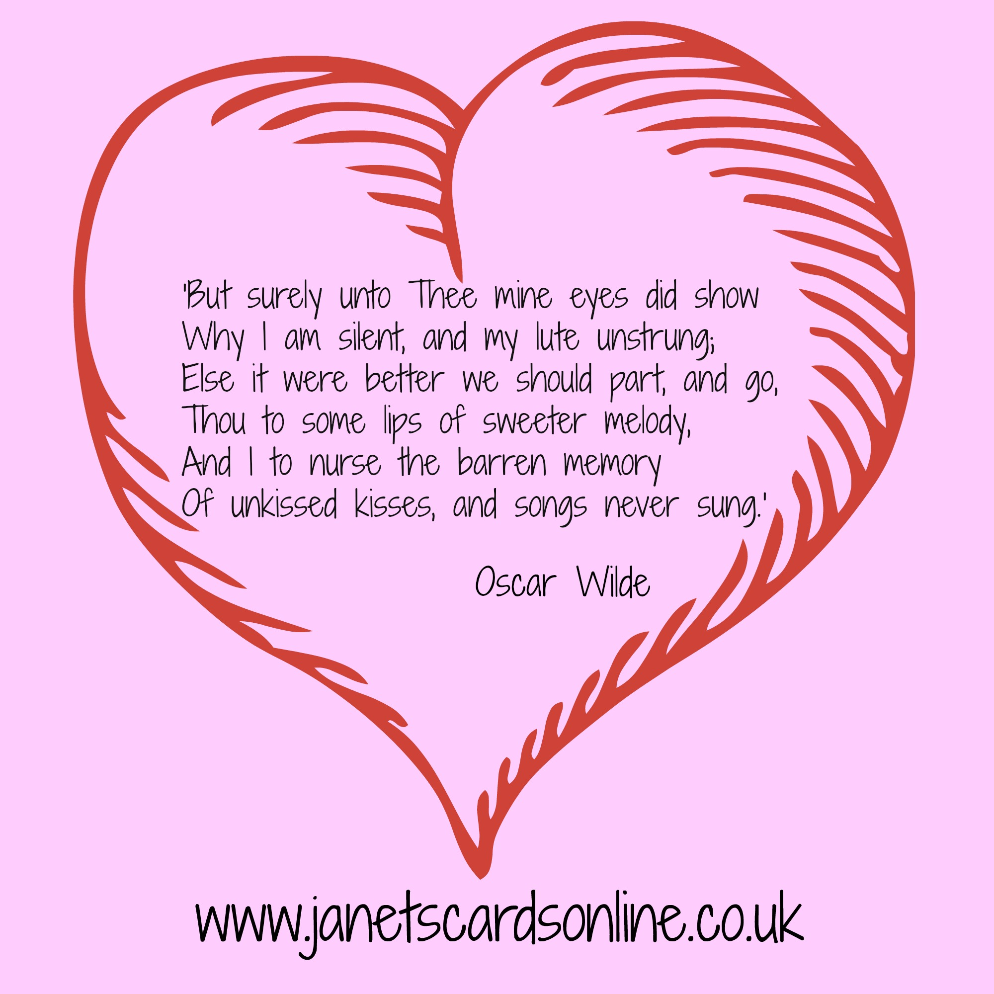 Valentines Card Messages And Poetry For Your Valentine