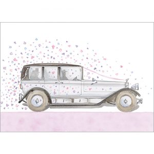 A137 The wedding car