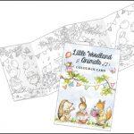 Little Woodland Animals Card Frieze