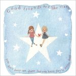Good friends stars