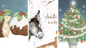 September Phoenix Christmas cards bestsellers