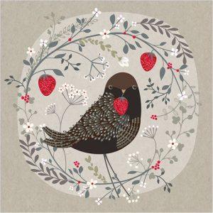 Blackbird Hilary Johnson