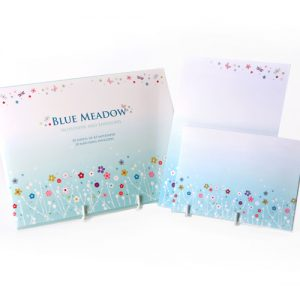 Notepaper and envelopes