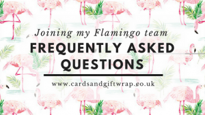 frequently asked questions about Flamingo Paperie