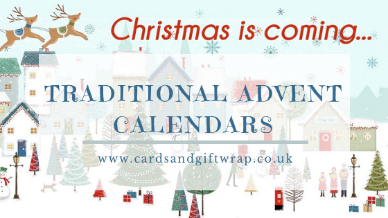 traditional advent calendars