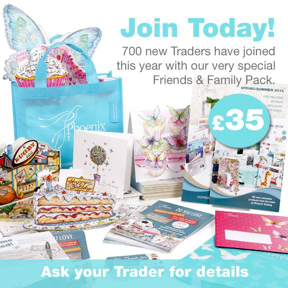 join Phoenix Trading cards business opportunity