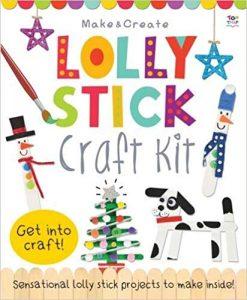 lolly stick craft kit