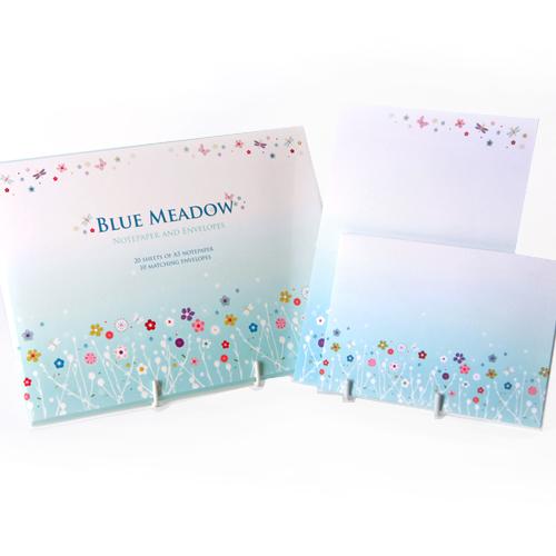 Notepaper and envelopes