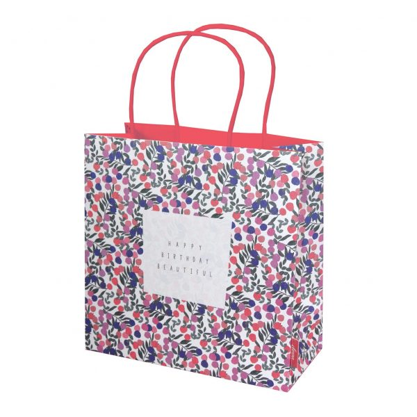 summer fruits gift bag
