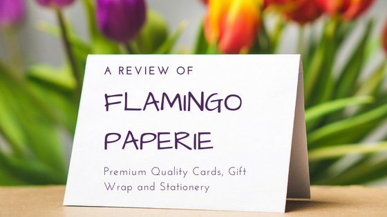 flamingo paperie review