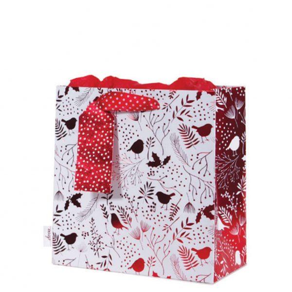 Robin Silhouettes medium gift