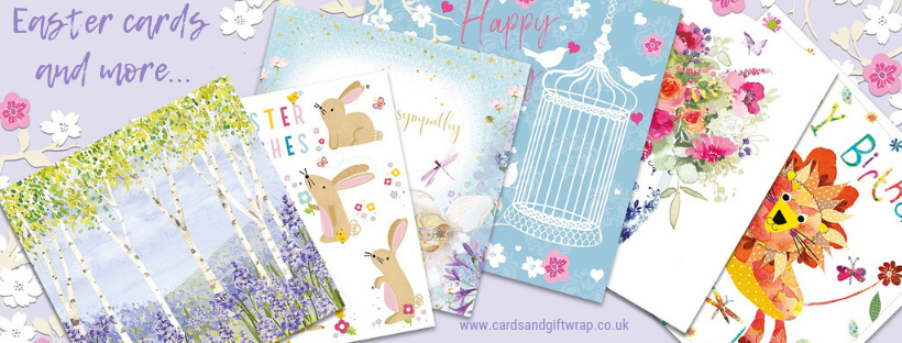 Flamingo Paperie Easter cards