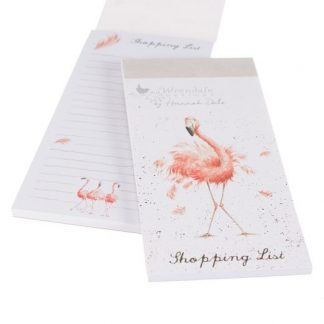Flamingo shopping pad