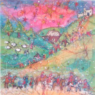 Journey of the Magi Advent Calendar