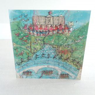 Twelvetide at St James Park card