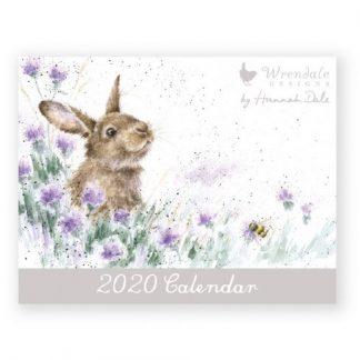 Country Set Calendar 2020
