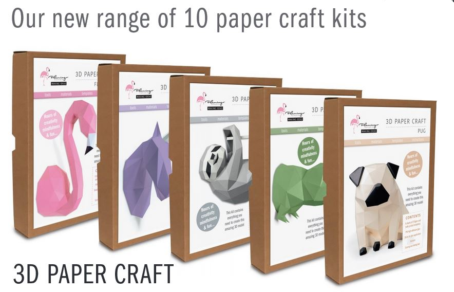 paper craft kits