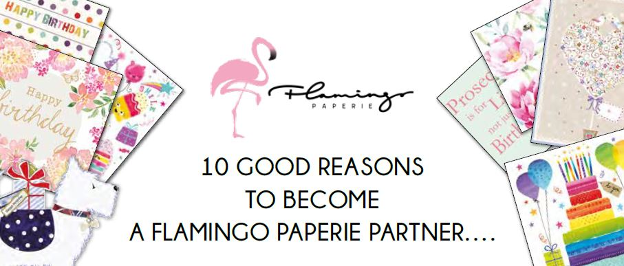 10 good reasons to join flamingo paperie